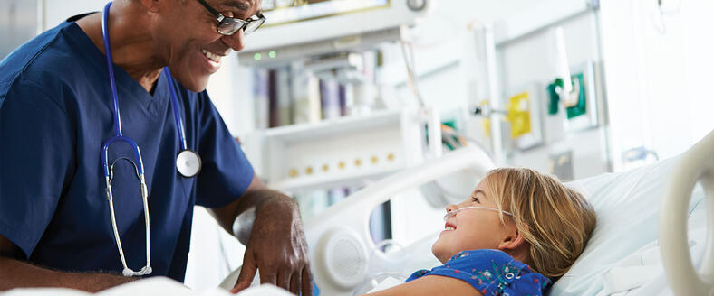 PEDZ Patient Security patient and child