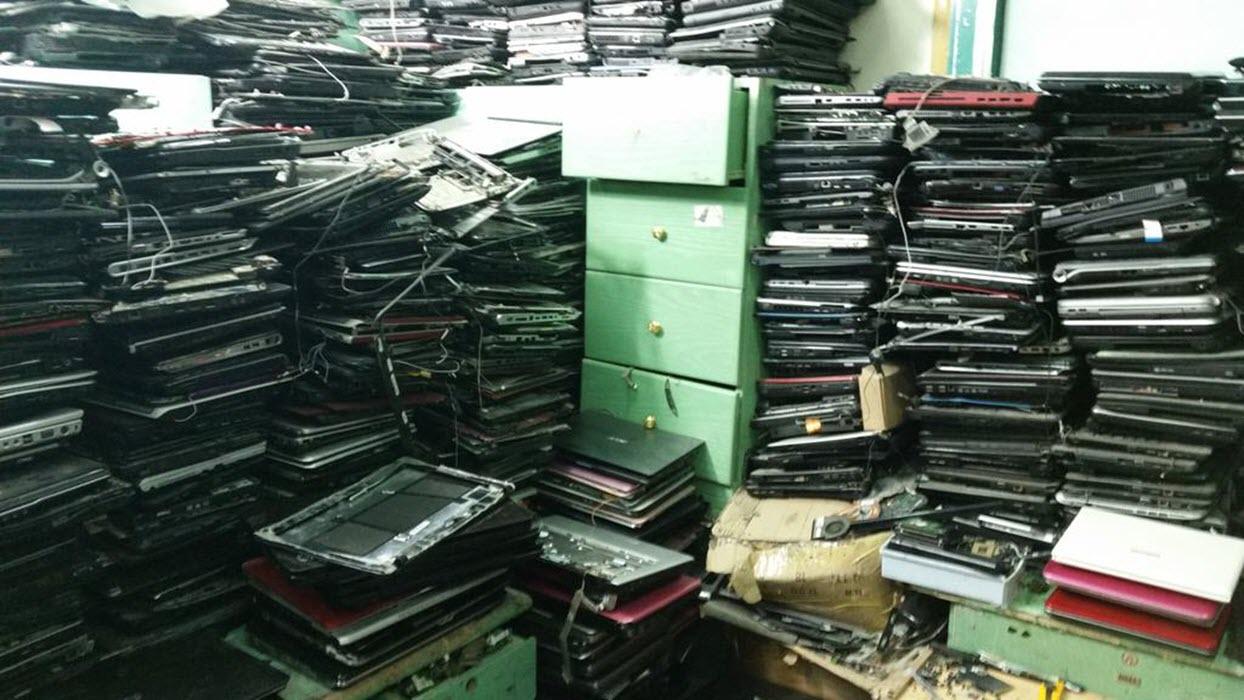 laptop graveyard