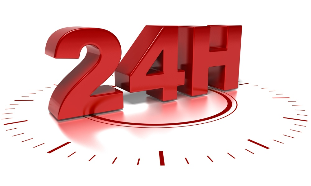 24-Hour