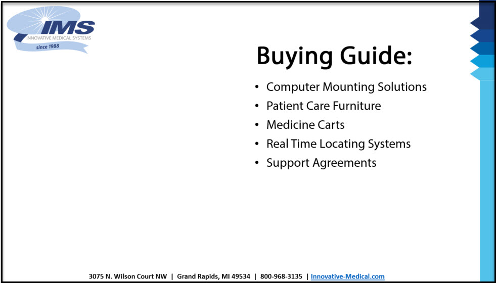 ims buying guide 2